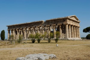 Temple of Poseidon, Paestum