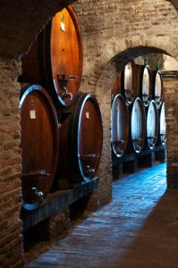 177189284-Winery cellar in Montepulciano