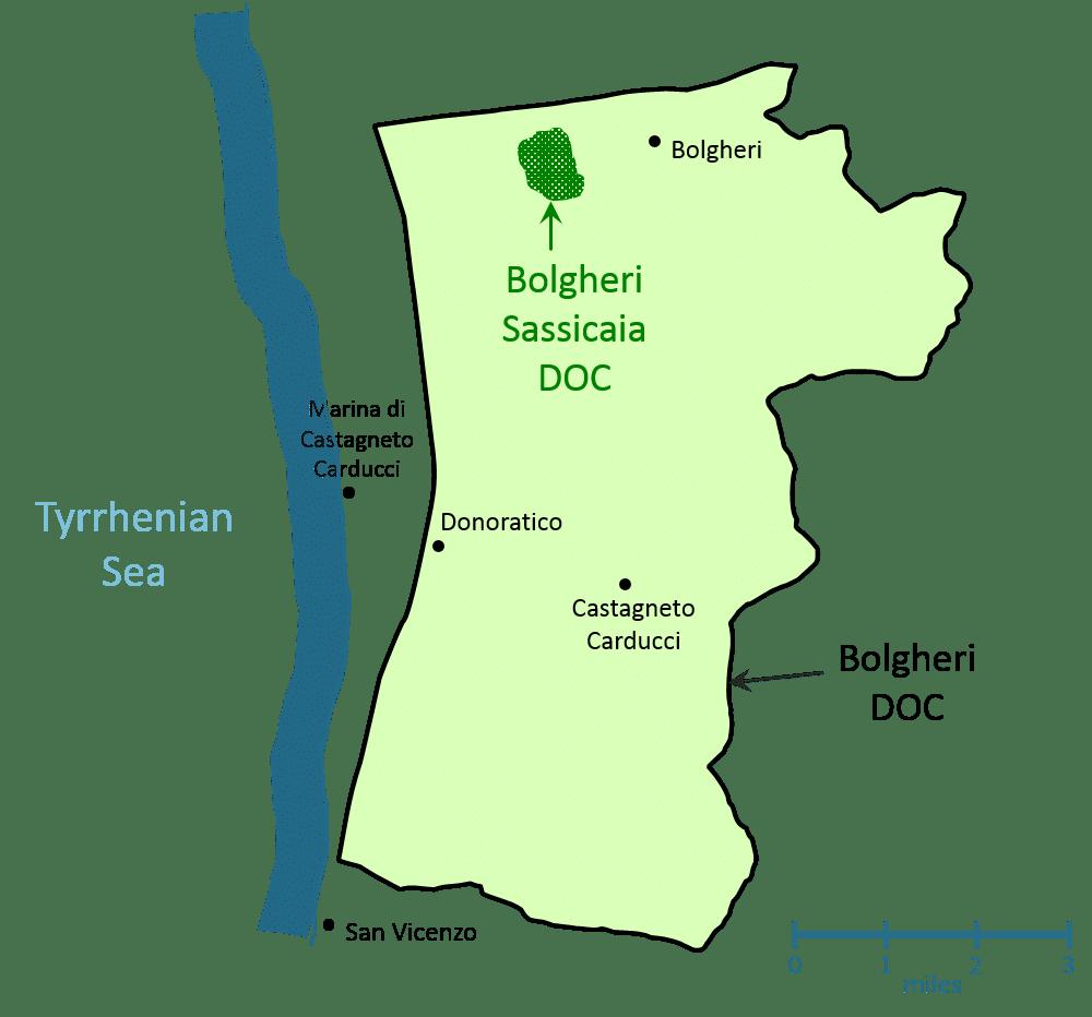 Bolgheri Italian Wine Central