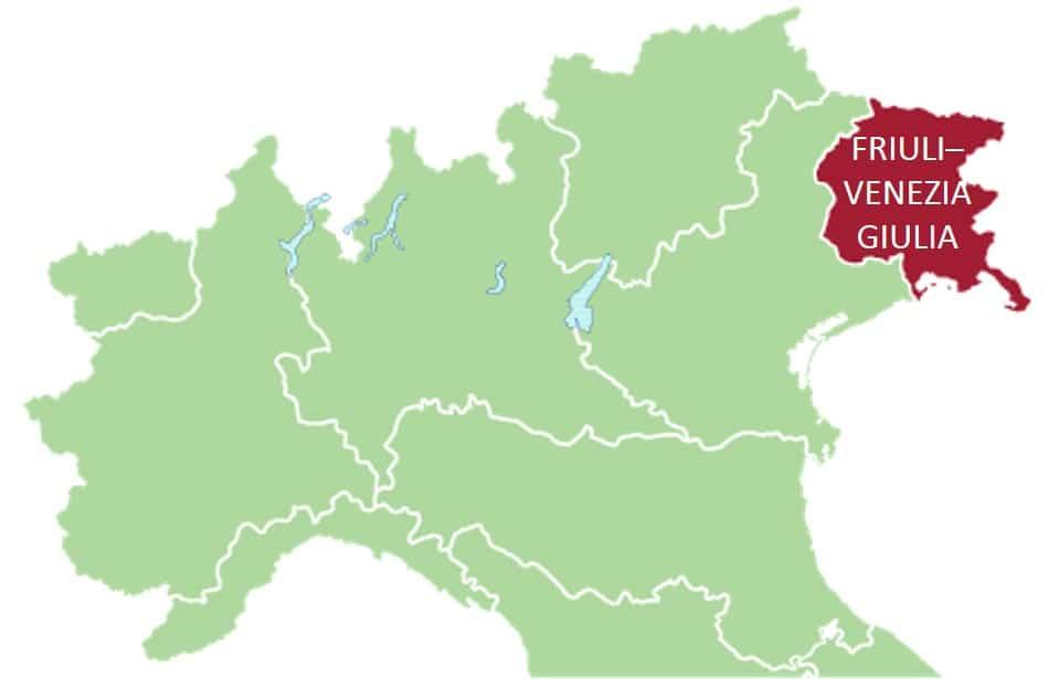 FriuliVenezia Giulia Italian Wine Central