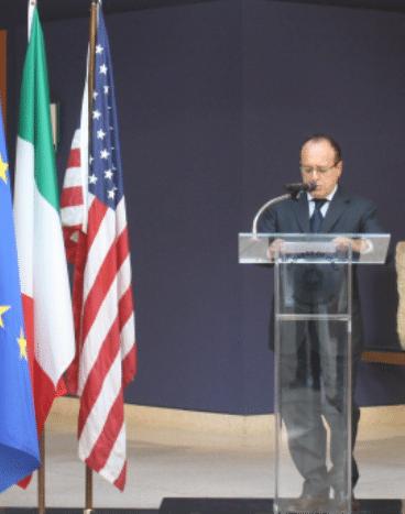 Veronafiere Director Giovanni Mantovani