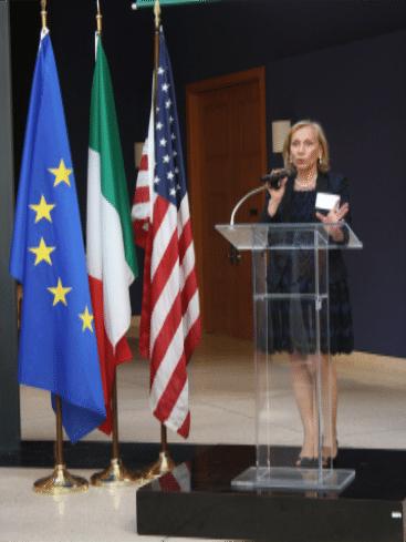 Amarone Families President Marilisa Allegrini