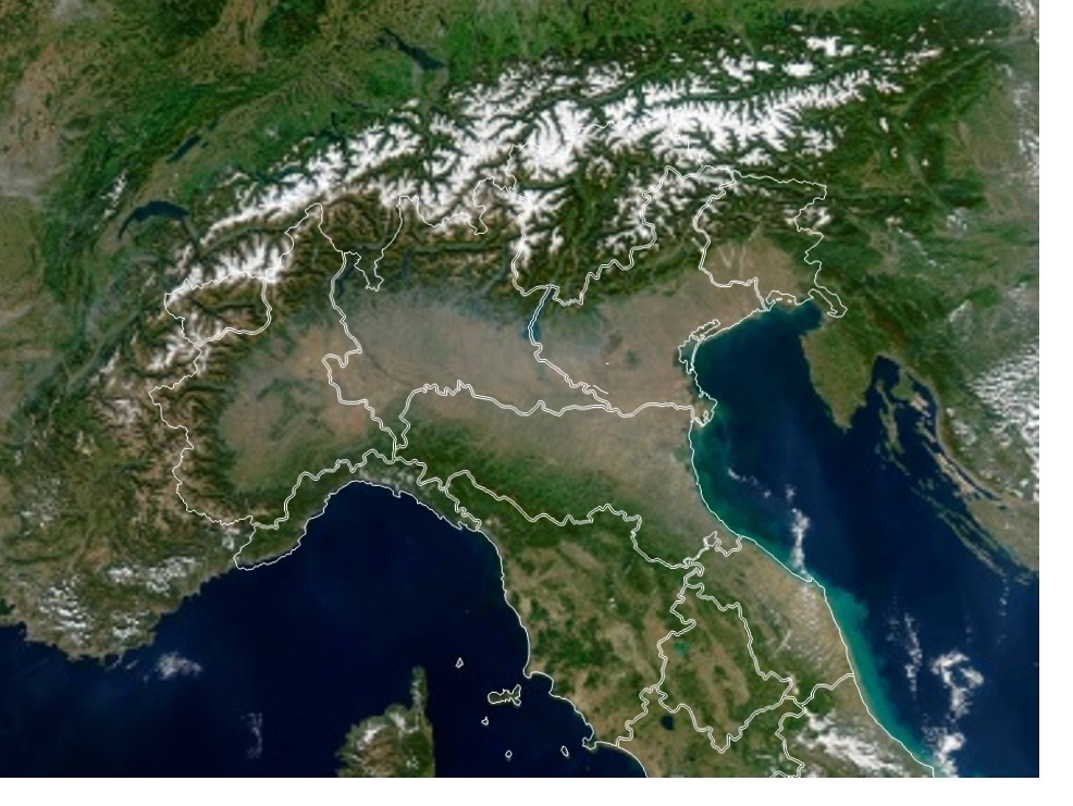 Map North Italy Regions.Regions Of Northern Italy Italian Wine Central